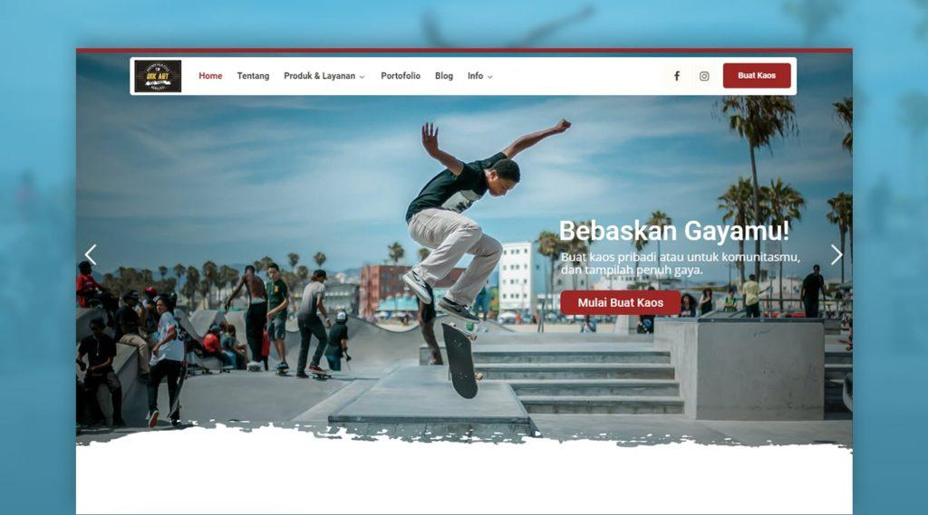 Pembuatan Website Perusahaan Jakarta